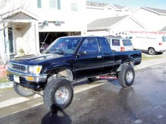 The Toyota Pickup Before I bought it