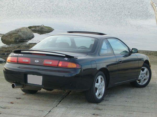 My next LS swap... 240sx_rear