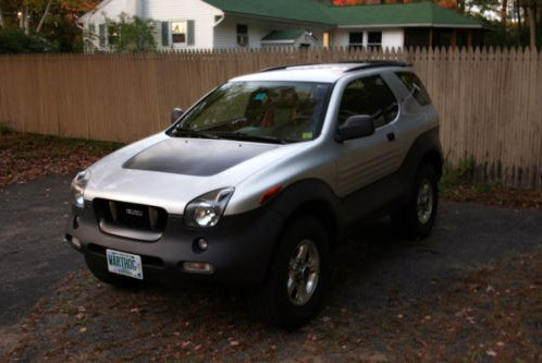 Isuzu Vehicross Custom. Isuzu+vehicross+custom