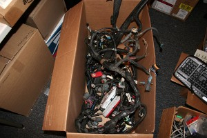 LS1 engine and tramssion Harness and S14 Engine Control Harness