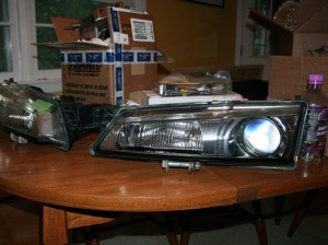 JDM Kouki S14 Headlight