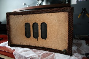 Bose 901 Series IV Speaker Restoration - Grills
