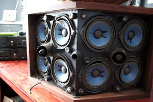 Bose 901 Series IV Speaker Restoration