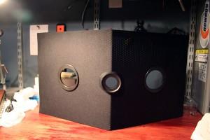 Bose 901 Series IV Speaker Restoration - Grill Reupholstering