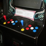 Ultimate Mortal Kombat 3 Arcade Machine Control Panel