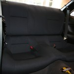 S15 Silvia Rear Seats in an S14 240SX
