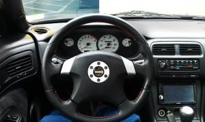 S14 Kouki JDM Momo Steering Wheel