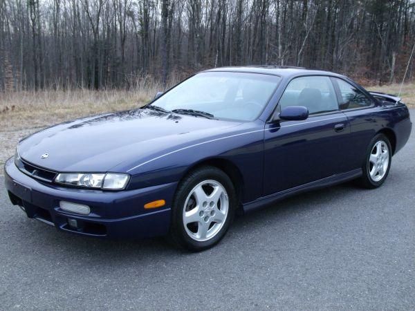 "IMCDb.org: 1995 Nissan 240SX [S14] in ""Fast & Furious, 2009"""