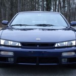 1997 Starfire Blue 240SX SE