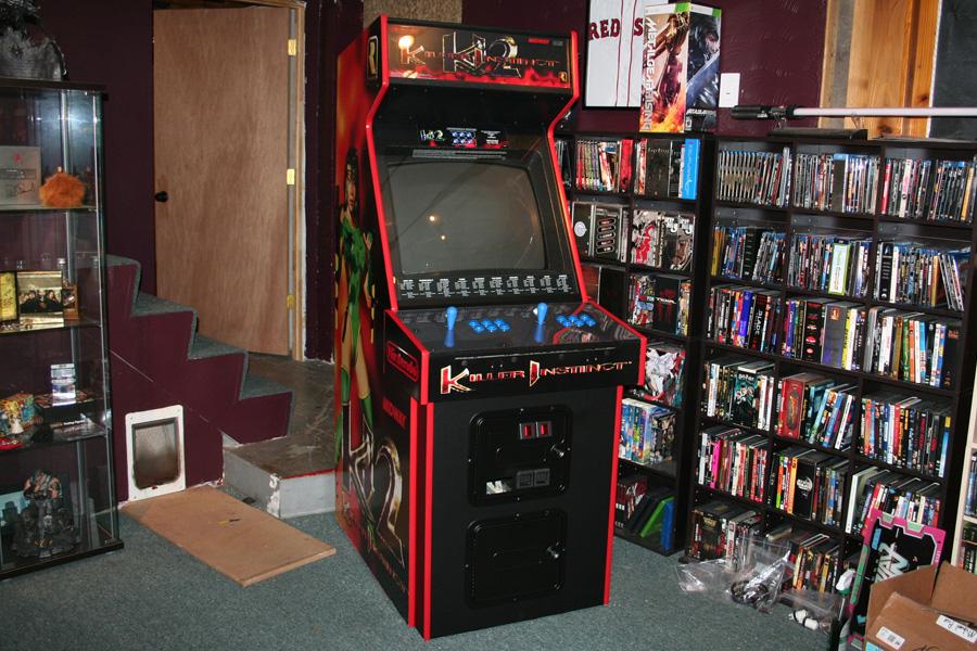 Arcade 171 Solid Orange
