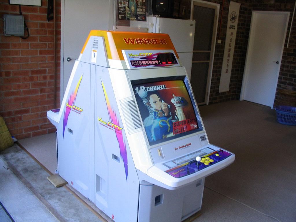 Reverse Engineering the Sega Versus City Arcade Billboard System ...